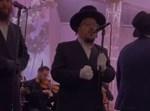 ליפא שמלצר בחתונה אמש