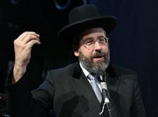הרב הראשי לישראל (יעקב כהן, פלאש 90)