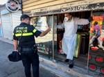 המשטרה סוגרת עסקים