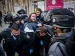כוחות משטרה בשכונת מאה שערים
