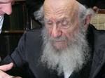 """הגאון רבי יעקב אדלשטיין זצ""""ל"""