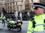 זירת הפיגוע אמש בלונדון (רויטרס)