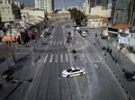 רחובות ריקים בירושלים
