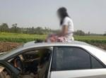 תושב מודיעין עילית שהסיע בחורה על הגג