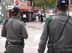 שוטרים באכיפה בבני ברק