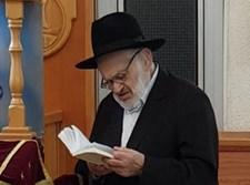 """החסיד רבי זלמן כהן ז""""ל"""
