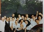 תלמידי הישיבה לפני 25 שנה ובהם פרבר