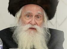 """האדמו""""ר מקאזלוב זצ""""ל"""