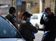 כוחות משטרה בסגר על בני ברק