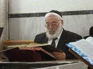 """הגאון רבי שמעון מלכה זצ""""ל"""