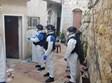 שוטרים בפעילות