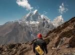 מטייל בהר האוורסט