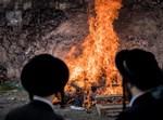שריפת חמץ במאה שערים