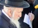 """רבי משה מנדל מנדלוביץ ז""""ל"""