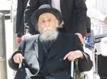 הגאון רבי משולם דוד הלוי סולובייצ'יק לפני חודש