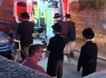 """הלוויה הרבנית הלברשטאם ע""""ה"""