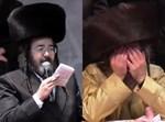"""ישראל אדלר מרגש את המשפיע הגר""""א בידרמן"""