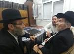 """מרן הרב שטיינמן וח""""כ משה גפני, היום"""