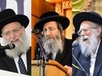 הרב גלאי, הרב בידרמן והרב אלבז