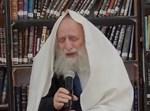 הגאון רבי ראובן אלבז בקבלת עול מלכות שמים