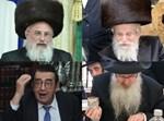 הנגידים פלדמן, רוזנברג, וייס ורייזמן