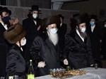 בר מצווה בחצרות מכנובקא בעלזא-סאסוב