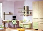 הדמיית חדר ילדים
