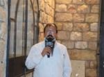 הרב דוד חזן בפתח הציון