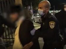 העימות עם השוטרים