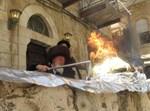 """הדלקה ל""""ג בעומר בספינקא ירושלים"""