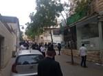 הפשיטה המשטרתית בירושלים