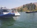 חילוץ סירה בכנרת