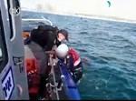 חילוץ גולש בלב ים