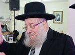 """הגאון רבי דוד ברודמן זצ""""ל"""