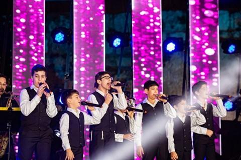מופע שיר לירושלים