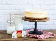 שמרית - מתכון לשבועות - עוגת גבינה