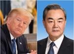 וואנג יי/דונלד טראמפ