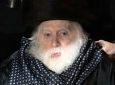 """הרב פנחס נחום המבורגר ז""""ל"""
