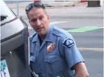 השוטר שרכן על פלויד עד מוות