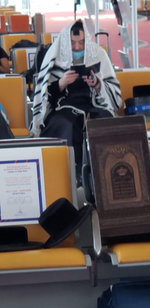 הרבי מויז'ניץ מונטריאול במז'יבוז