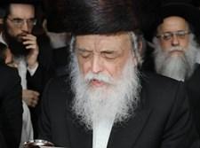 """הגאון רבי יהושע ישראל גולדשמיד זצ""""ל"""