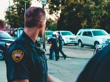 שוטרים אמריקנים. אילוסטרציה