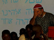 יצחק כרמלי באוגנדה