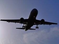 מטוס בהמראה. אילוסטרציה