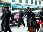 שוטרים בתאילנד