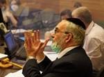 יעקב אשר בראשות ועדת החוקה