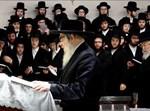 הרבי מסאטמר בציון אביו