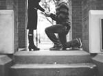 טקס הצעת נישואין. אילוסטרציה
