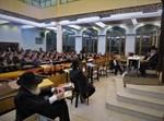"""הגרב""""ד פוברסקי בישיבת אור אלחנן"""
