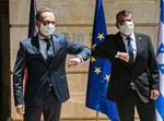 אשכנזי בפגישה עם שר החוץ הגרמני